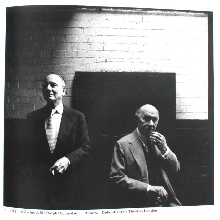 The Great British by Arnold Newman 1st Ed For Sale 1