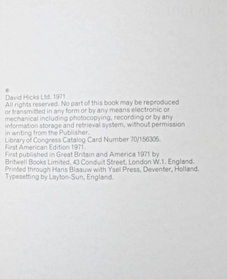 David Hicks on Decoration with Fabrics, First Edition  4