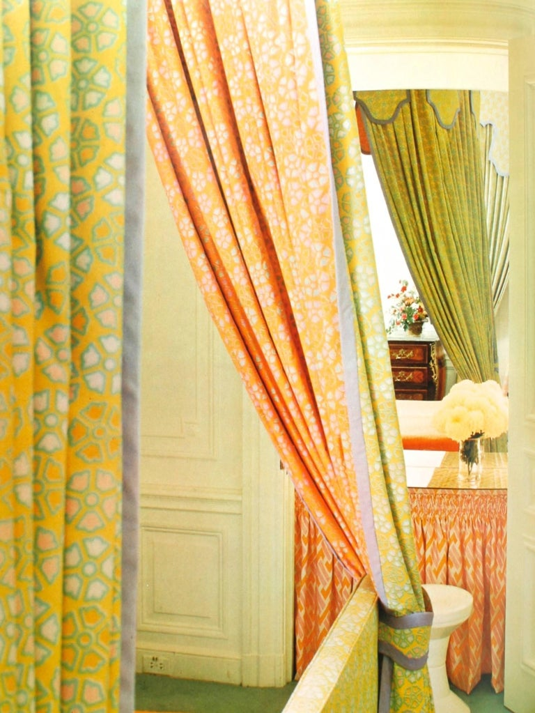Paper David Hicks on Decoration with Fabrics, First Edition