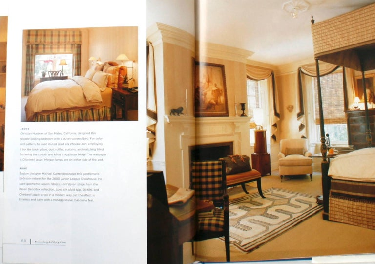 Paper Brunschwig & Fils Up Close, from Grand Rooms to Your Rooms, First Edition For Sale