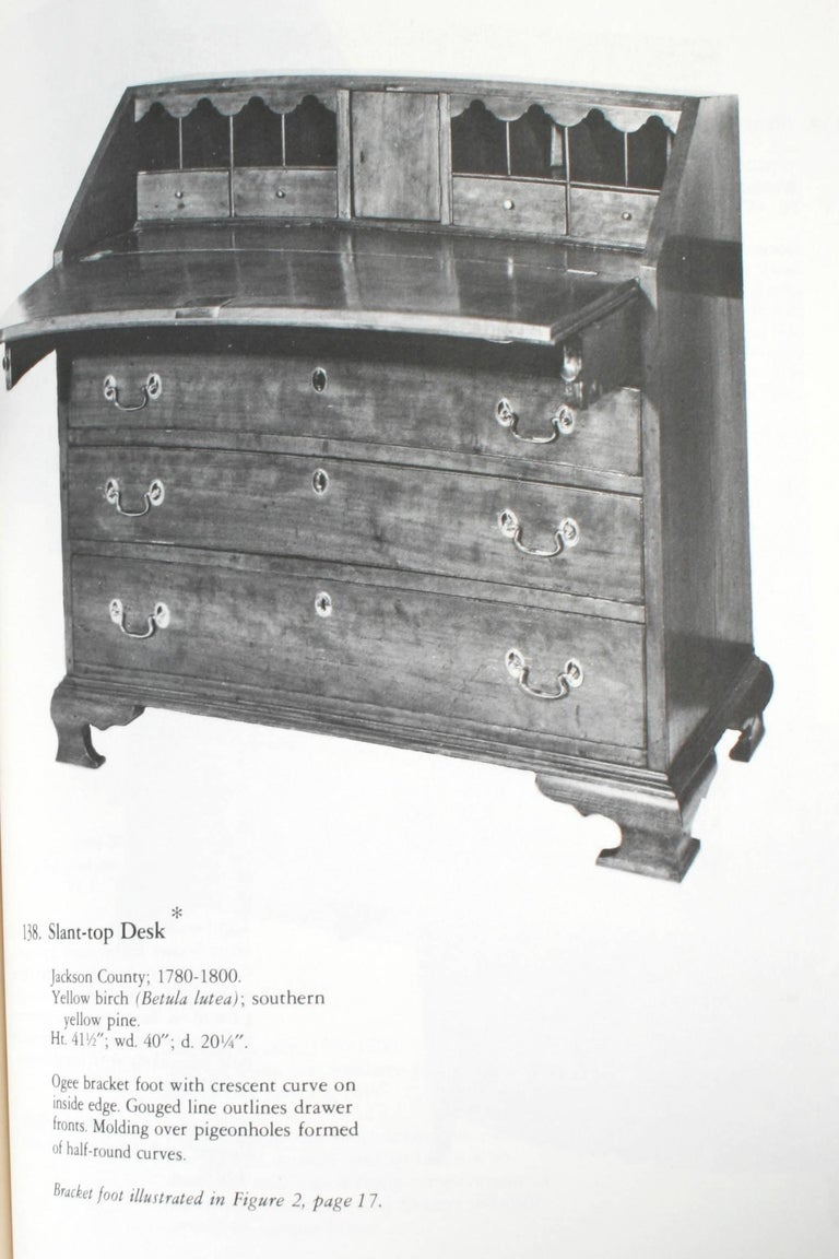 Two Catalogues on the Furniture of Georgia For Sale 1