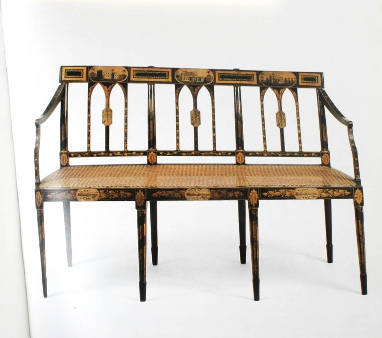 Paper American Furniture 1680-1880, Collection From the Baltimore Museum of Art For Sale