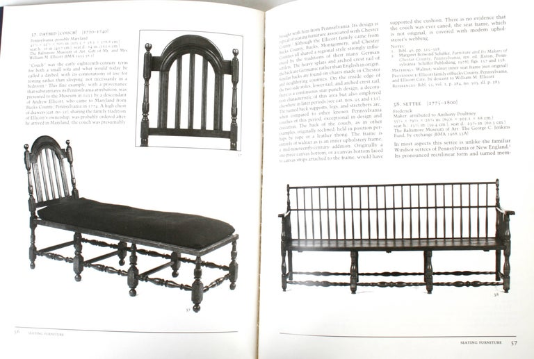 American Furniture 1680-1880, Collection From the Baltimore Museum of Art For Sale 3
