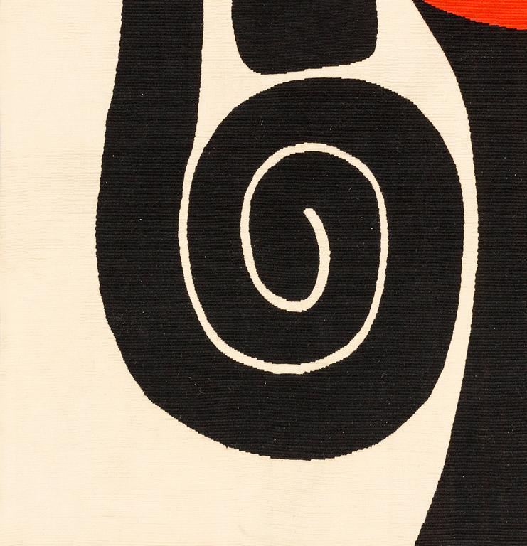 "Tapestry by Alexander Calder ""Ice Rink"" 4"