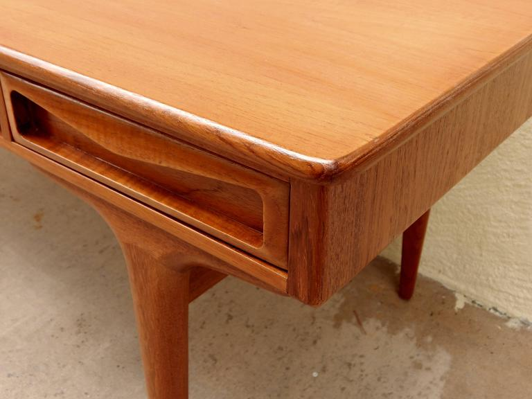 Coffee Table by Johannes Andersen, Denmark, 1960s For Sale 2