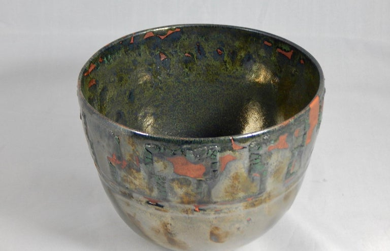 Seelbach Ceramic Vessel by Andrew Wilder, 2018 In New Condition For Sale In Los Angeles, CA