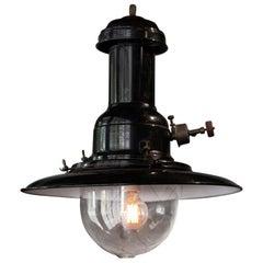"""Providus"" Gas Pendant Lamp, Model 2000BP"