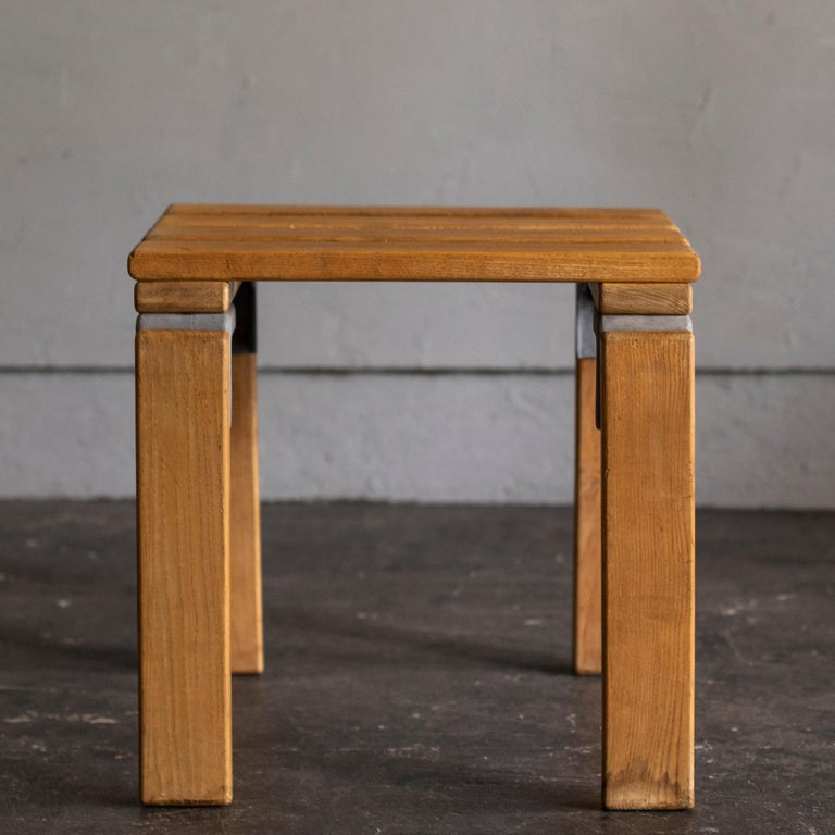 Stools by Georges Candilis and Anja Bromstedt For Sale 1