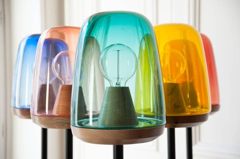 Lampione I Floor Lamp by Violaine d'harcourt 4