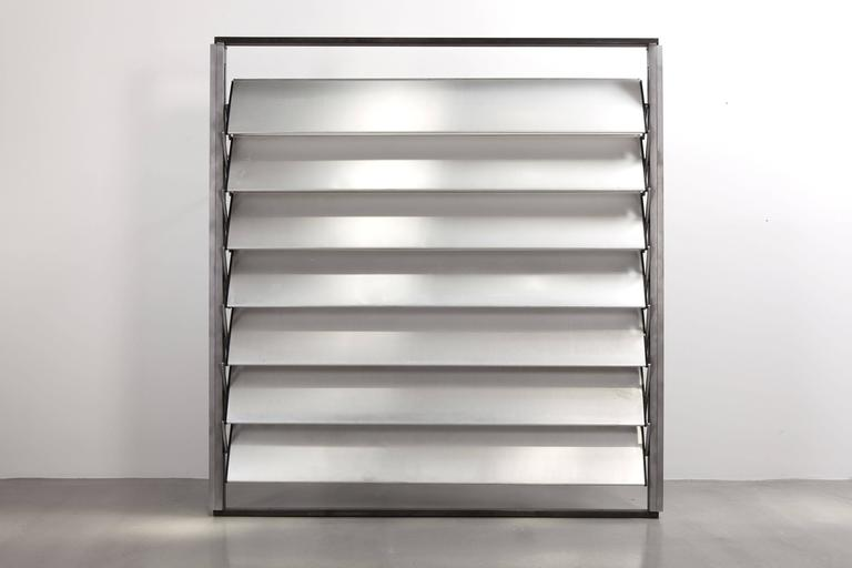 French Jean Prouvé, Large Sun Shutter, 1962-1965 For Sale