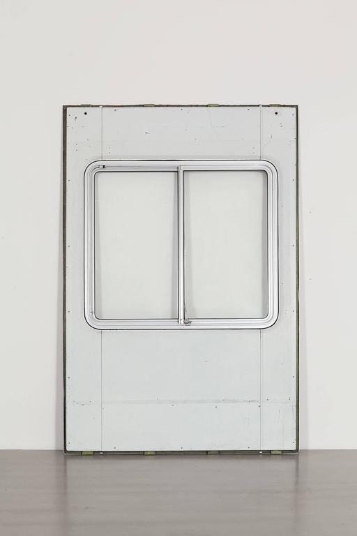 Mid-Century Modern Jean Prouvé, Panel, Institut de l'Environnement, 1969 For Sale