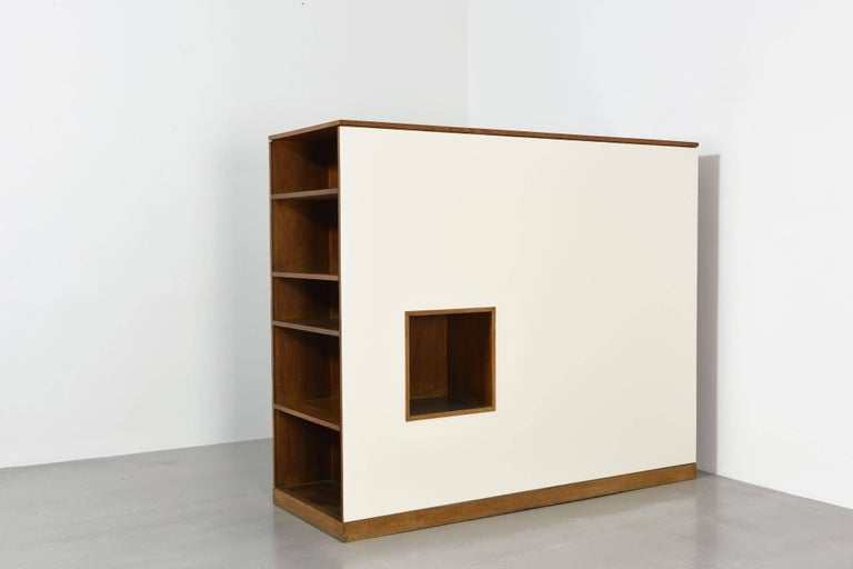 French Charlotte Perriand, Wardrobe, 1956-1959 For Sale