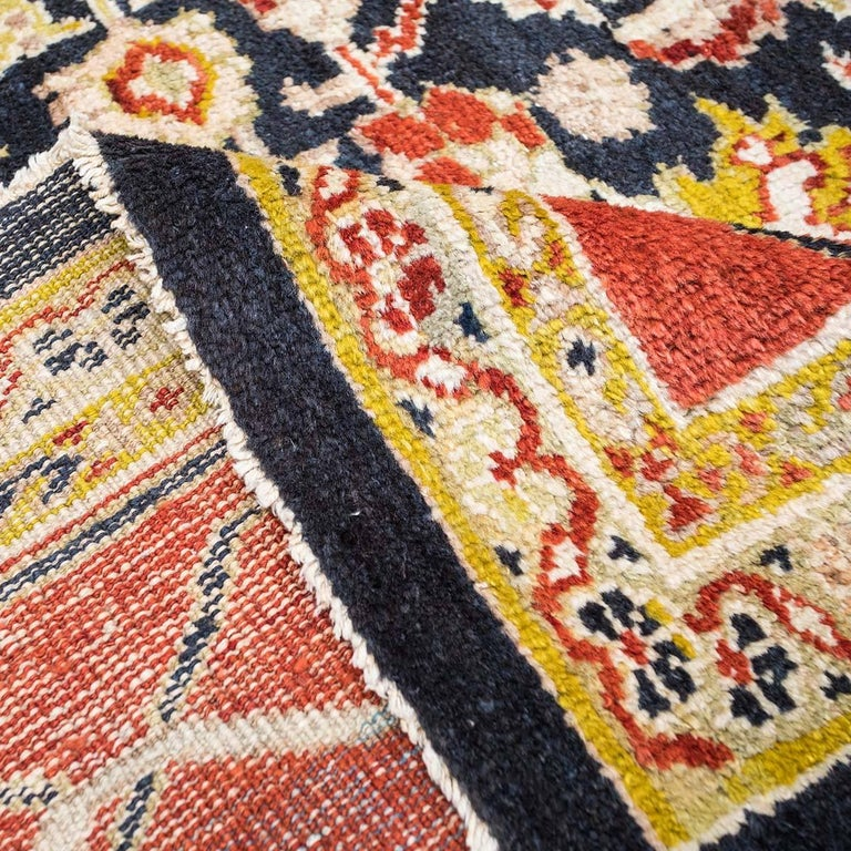 Antique ziegler rug circa 1890 with classic persian design for sale at 1stdibs - Alfombras kilim madrid ...
