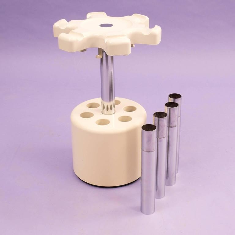 1960s Coat Rack or Umbrella Stand, R. Lucci / P. Orlandini for Velca 7