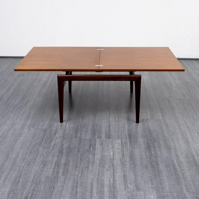 Refined 1960s coffee table at 1stdibs for Couch 60 jahre