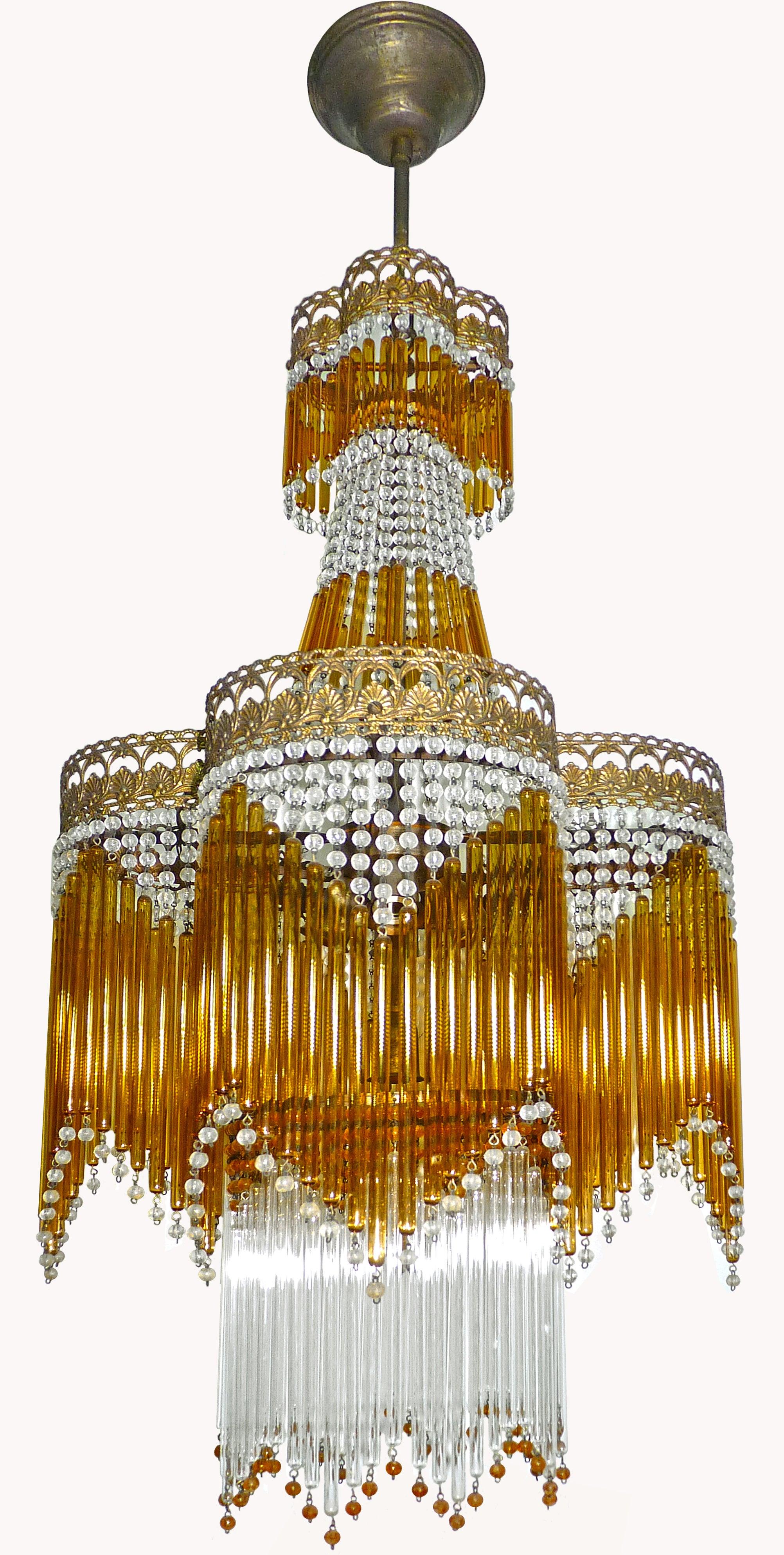 jean hero murano art vintage chandelier fray glass deco jmf marc ballroom product