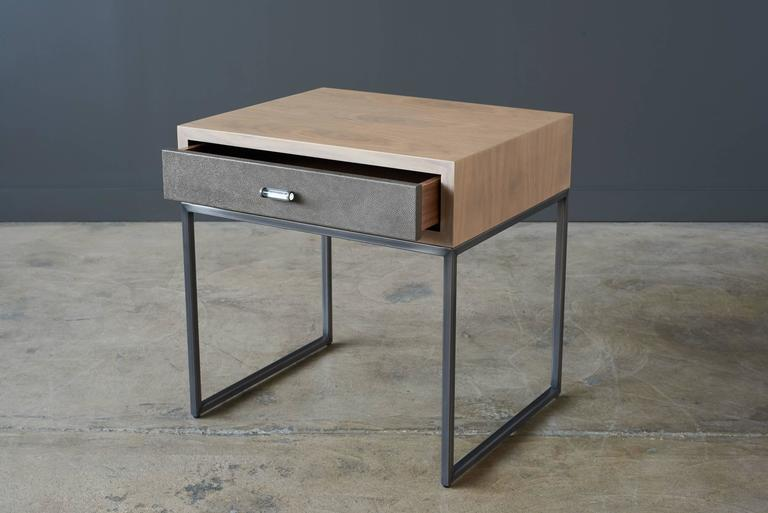 American In Stock - Arte Side Table For Sale