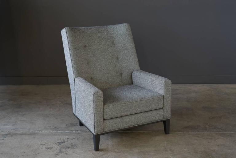 Modern Lexington Club Chair For Sale
