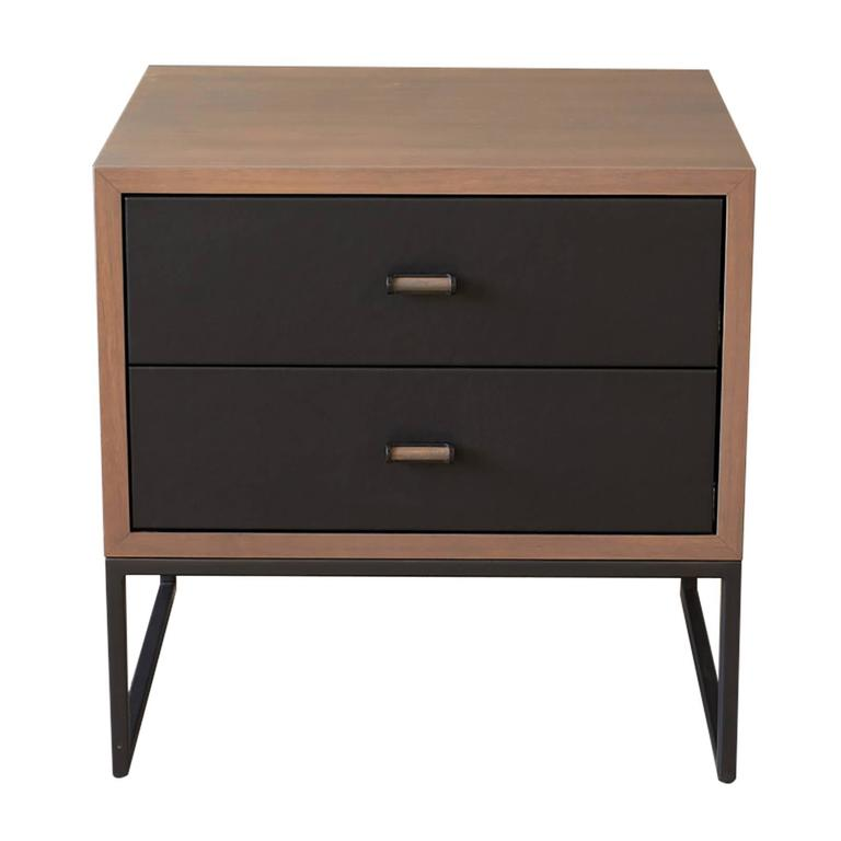 Arte Two-Drawer Side Table