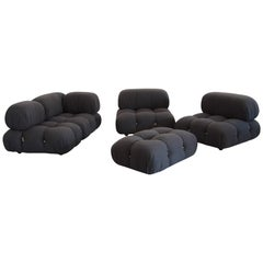 Mario Bellini Camaleonda Modular Sofa B&B Italia, Italy, 1970, Set of Five