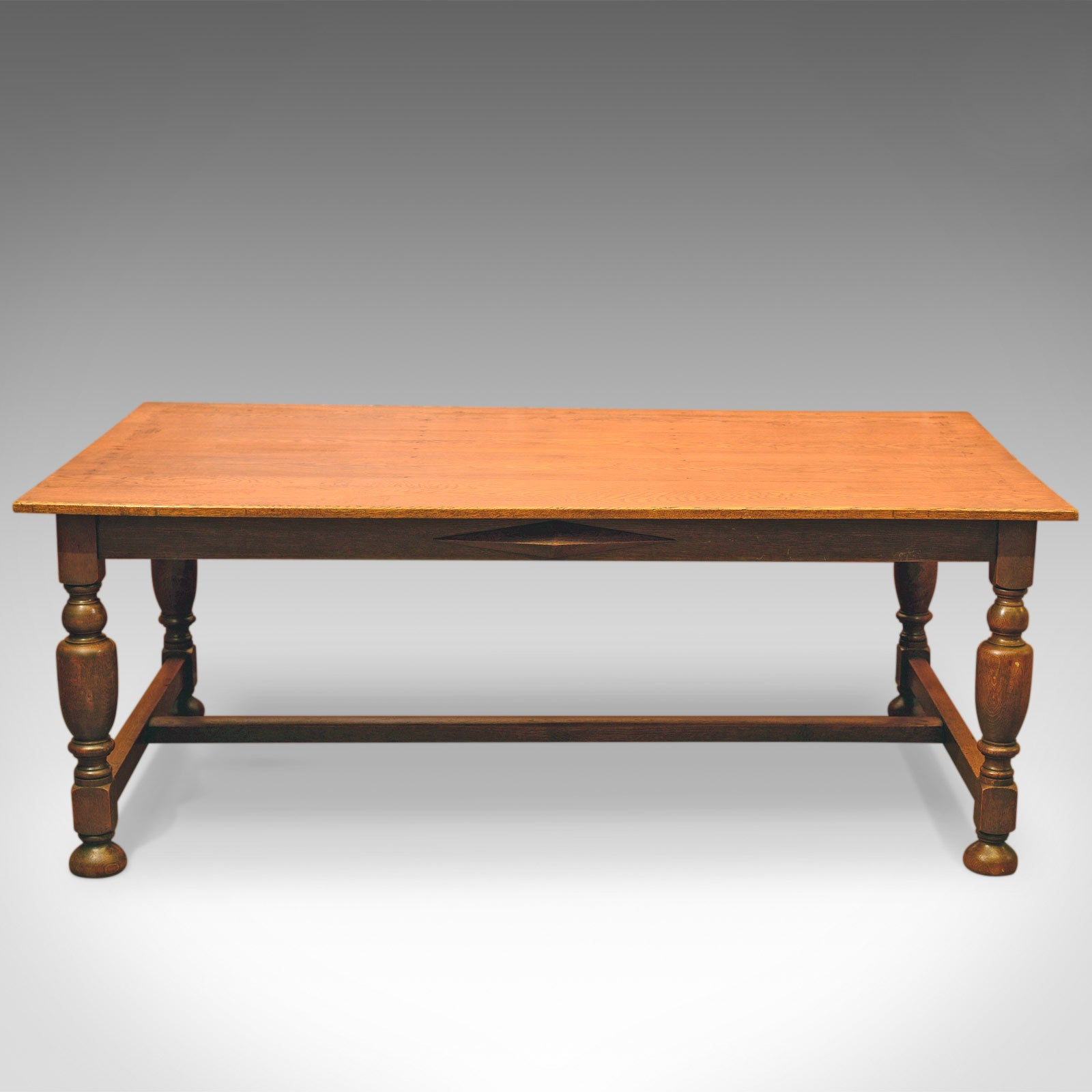 table dining oak weathered kitchen earvin acme collection