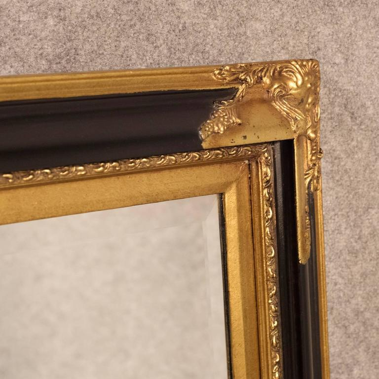 Bevelled Quality Antique Style Wall Mirror Overmantle Gilt