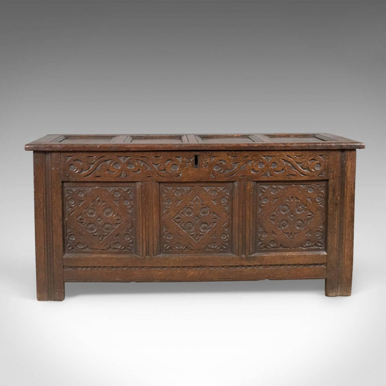 dating antique oak furniture