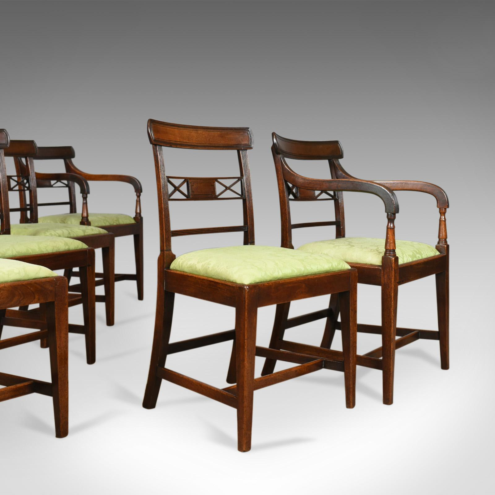 Dating antique dining chairs