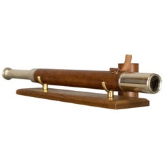 Antique Telescope, a Franks Ltd, Manchester, Officer of the Watch