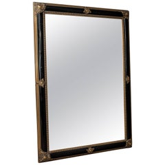 Regency Revival Wall Mirror, Decorative, Late 20th Century