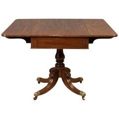 Antique Pembroke Table Regency, English, circa 1820