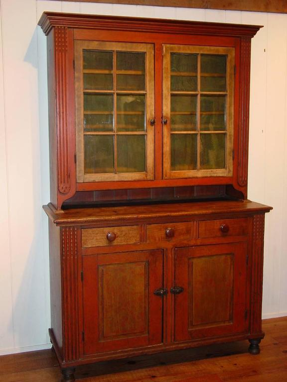 Antique American Painted Furniture For Sale