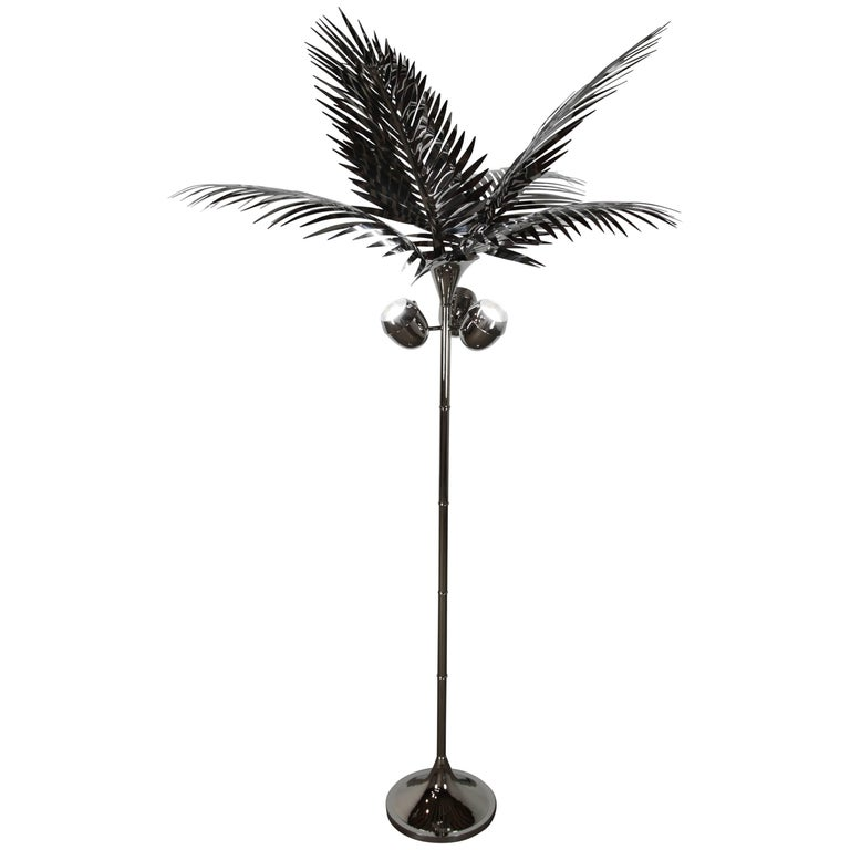 CALIFORNIA KING PALM TREE by Christopher Kreiling For Sale