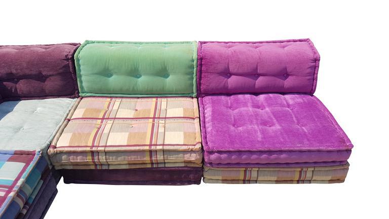 Mah Jong Modular Sofa by Roche Bobois 4