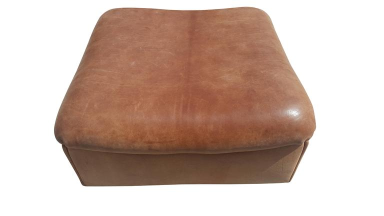 De Sede DS46 Sectional Sofa In Buffalo Leather At 1stdibs