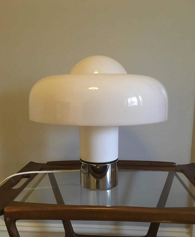 Pair Of Brumbury Lamps By Luigi Massoni For Harvey Guzzini Italy