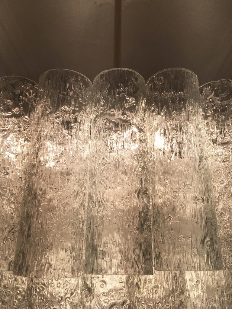 Large Four-Tier Chandelier by Doria of Germany, 1960s In Good Condition For Sale In Melbourne, AU