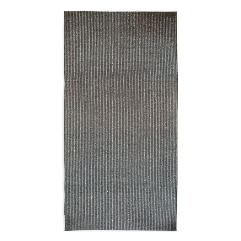 Irid Meditation Mat or Wall Hanging, Midnight Haze