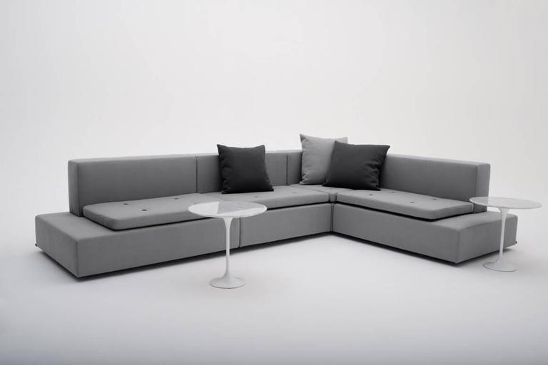 Woven Point Dume Sectional Sofa LAXseries by MASHstudios For Sale