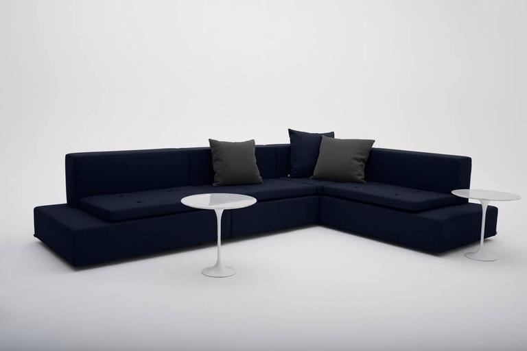 American Modern Point Dume Sectional Sofa LAXseries by MASHstudios For Sale