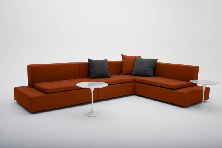 Point Dume Sectional Sofa LAXseries by MASHstudios In Excellent Condition For Sale In Los Angeles, CA