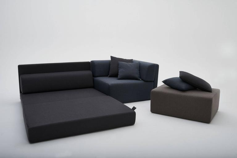 American Wade Sofa LAXseries by MASHstudios For Sale