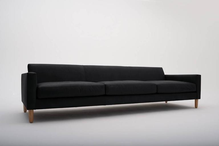 American Modern Big Sur Sofa LAXseries by MASHstudios For Sale