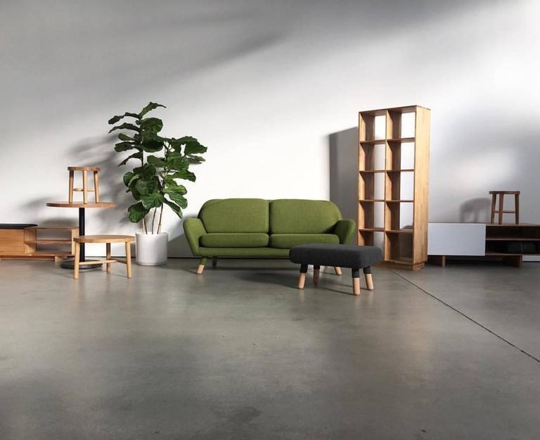 Contemporary Echo Sofa LAXseries by MASHstudios  For Sale