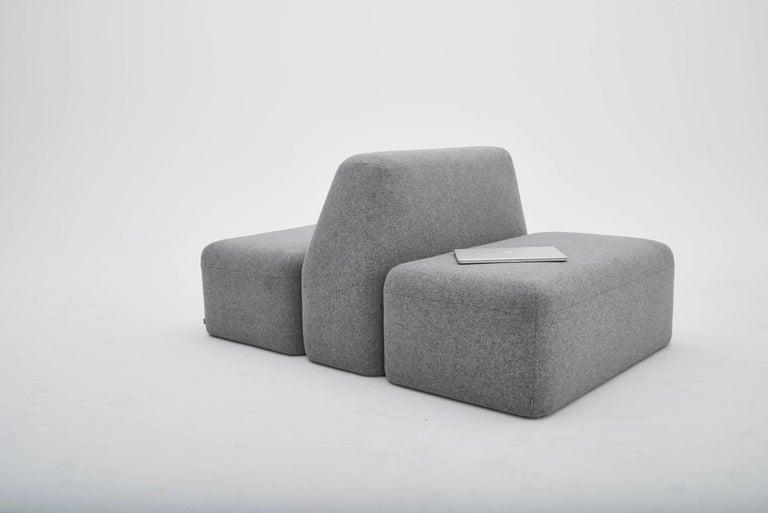 Wedge Modular Sofa Laxseries By Mashstudios For Sale At