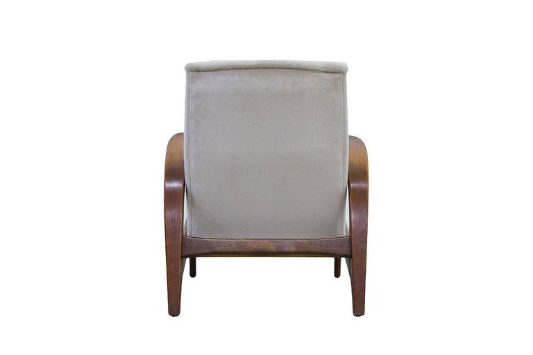 Norwegian Teak Easy Chair by Rastad & Adolf Relling for Arnestad Bruk, 1950s For Sale