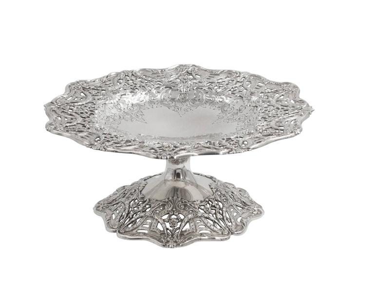 American Sterling Silver Compotes For Sale