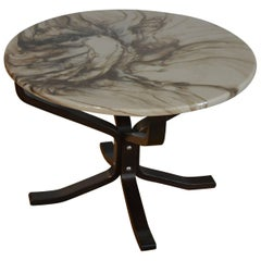 Marble Composite Falcon Table Sigurd Ressell Vatne Mobler Norway