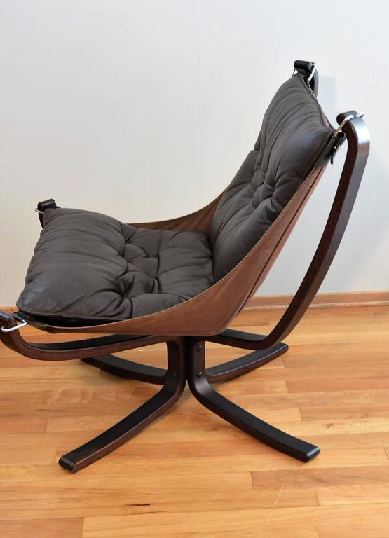 Falcon Chair Sigurd Ressell Vatne Mobler Norway at 1stdibs