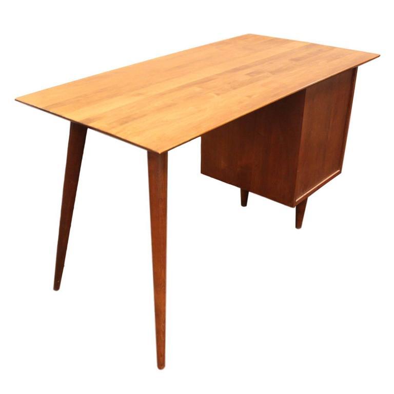 Original 1950s mid century modern desk by paul mccobb for planner group for sale at 1stdibs - Mid century mobel ...